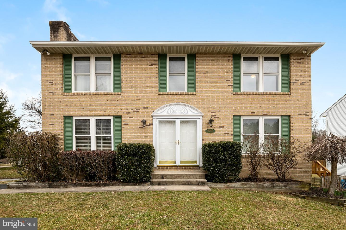 Photo of home for sale at 9219 Harvest Rush Road, Owings Mills MD