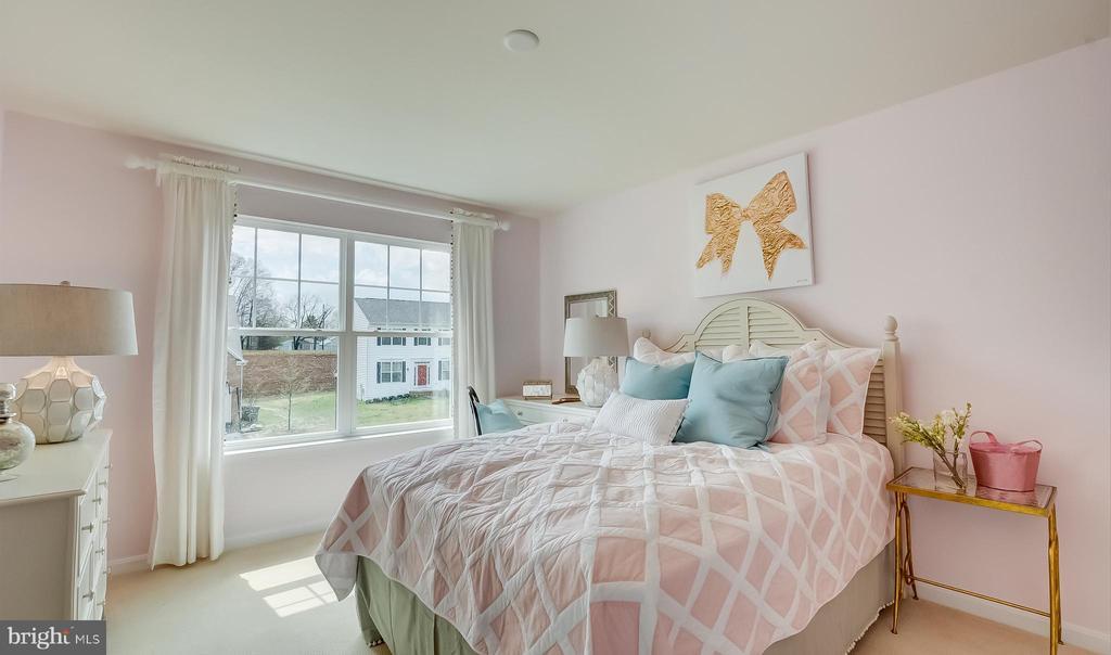 SAMPLE PHOTO -Bedroom 2 - 02 SHANDOR RD, WOODBRIDGE