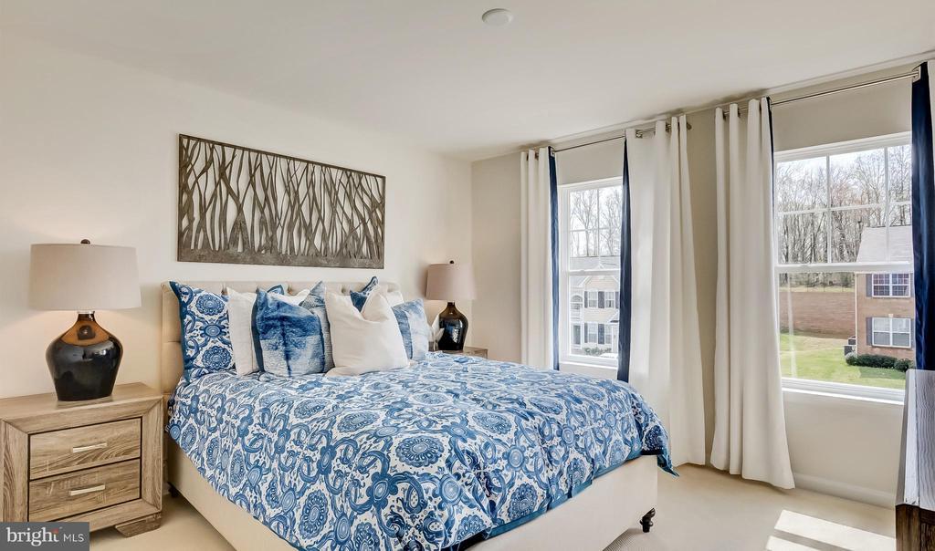 SAMPLE PHOTO -Bedroom 3 - 02 SHANDOR RD, WOODBRIDGE