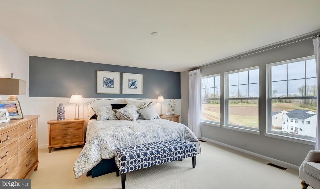 SAMPLE PHOTO -Owner's Bedroom - 02 SHANDOR RD, WOODBRIDGE