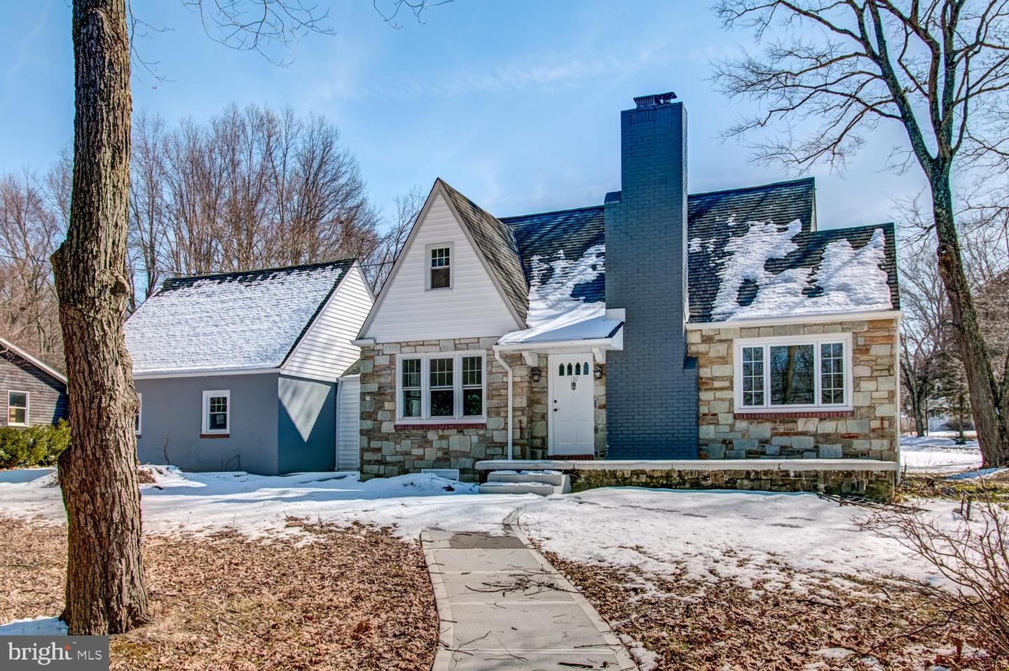 Single Family Home for Sale at 170 PENNINGTON HOPEWELL Road Hopewell, New Jersey 08525 United StatesMunicipality: Hopewell Township