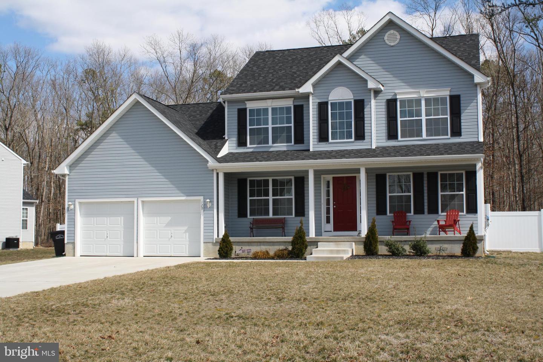 Casa Unifamiliar por un Venta en 129 NOTTINGHAM Lane Newfield, Nueva Jersey 08344 Estados Unidos