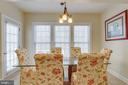Backs to woods - 8938 RHODODENDRON CIRCLE CIR, LORTON