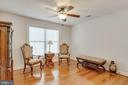 Fourth bedroom with ensuite - 8938 RHODODENDRON CIRCLE CIR, LORTON