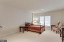 LL sixth bedroom on lower level - 8938 RHODODENDRON CIRCLE CIR, LORTON
