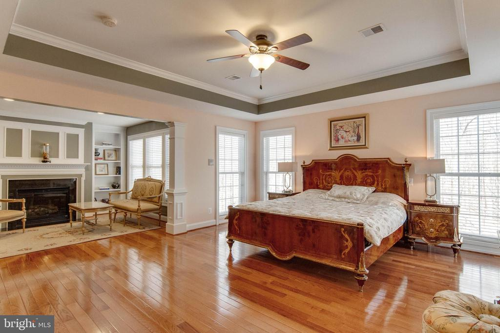 10 foot tray ceiling - 8938 RHODODENDRON CIRCLE CIR, LORTON