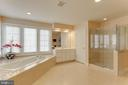 Jetted tub - 8938 RHODODENDRON CIRCLE CIR, LORTON
