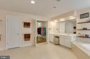 The master closet is amazing. - 8938 RHODODENDRON CIRCLE CIR, LORTON