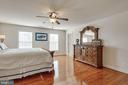Second bedroom with ensuite - 8938 RHODODENDRON CIRCLE CIR, LORTON