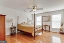 Third bedroom with ensuite - 8938 RHODODENDRON CIRCLE CIR, LORTON