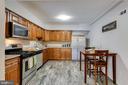 Updated Eat-in Kitchen - 10502 FAULKNER RIDGE CIR #117, COLUMBIA