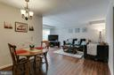 Separate Dinning Room - 10502 FAULKNER RIDGE CIR #117, COLUMBIA