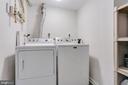 Separate Laundry Room - 10502 FAULKNER RIDGE CIR #117, COLUMBIA