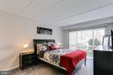 Light Filled Master Bedroom - 10502 FAULKNER RIDGE CIR #117, COLUMBIA