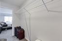 Huge Walk-in Closet - 10502 FAULKNER RIDGE CIR #117, COLUMBIA