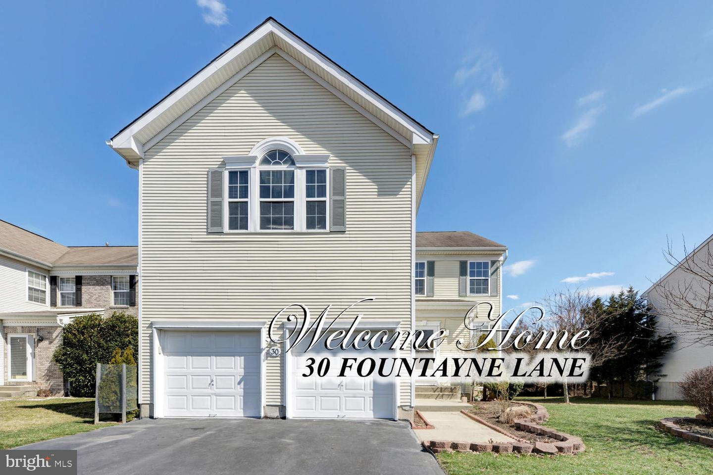 Single Family Home for Sale at 30 FOUNTAYNE Lawrenceville, New Jersey 08648 United StatesMunicipality: Lawrence Township