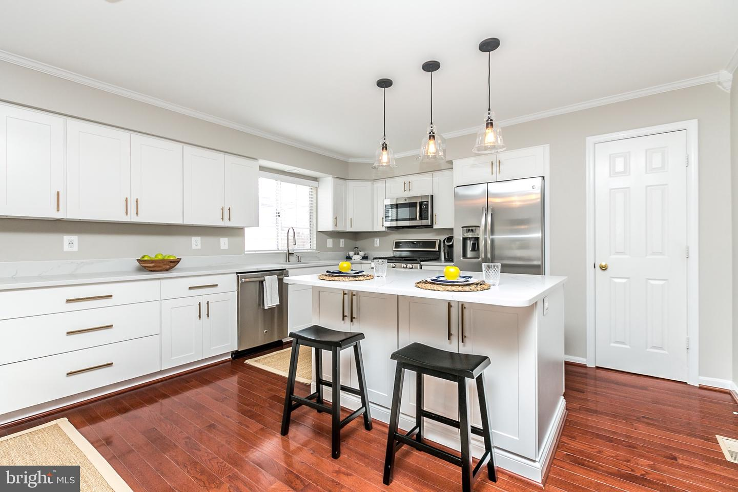 Photo of home for sale at 703 Leister Drive, Lutherville Timonium MD