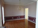 Dining Room - 10415 NAPOLEON ST, FREDERICKSBURG