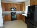 Kitchen - 10415 NAPOLEON ST, FREDERICKSBURG