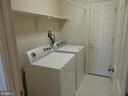 Laundry Room - 10415 NAPOLEON ST, FREDERICKSBURG