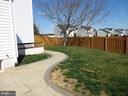 Patio/Sidewalk - 10415 NAPOLEON ST, FREDERICKSBURG