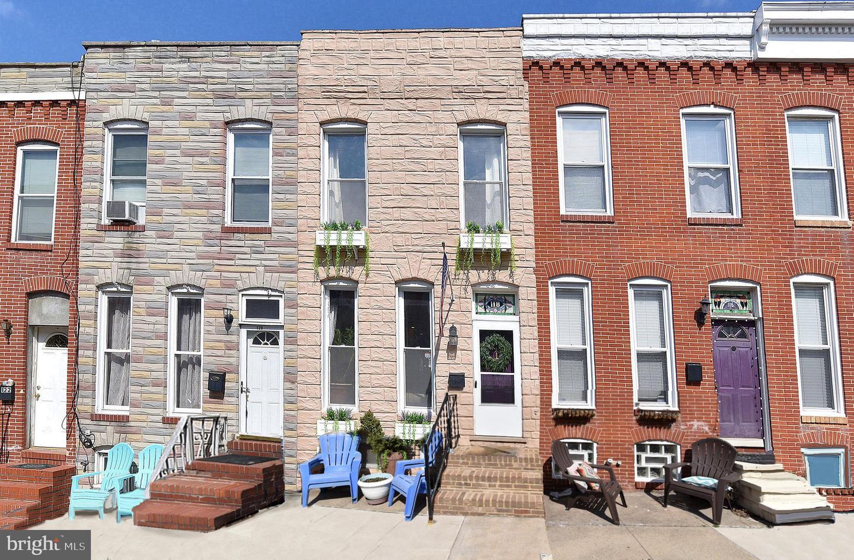 118 BURNETT STREET, BALTIMORE, Maryland