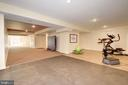 Finished Basement - 7960 TALBOT RUN RD, MOUNT AIRY