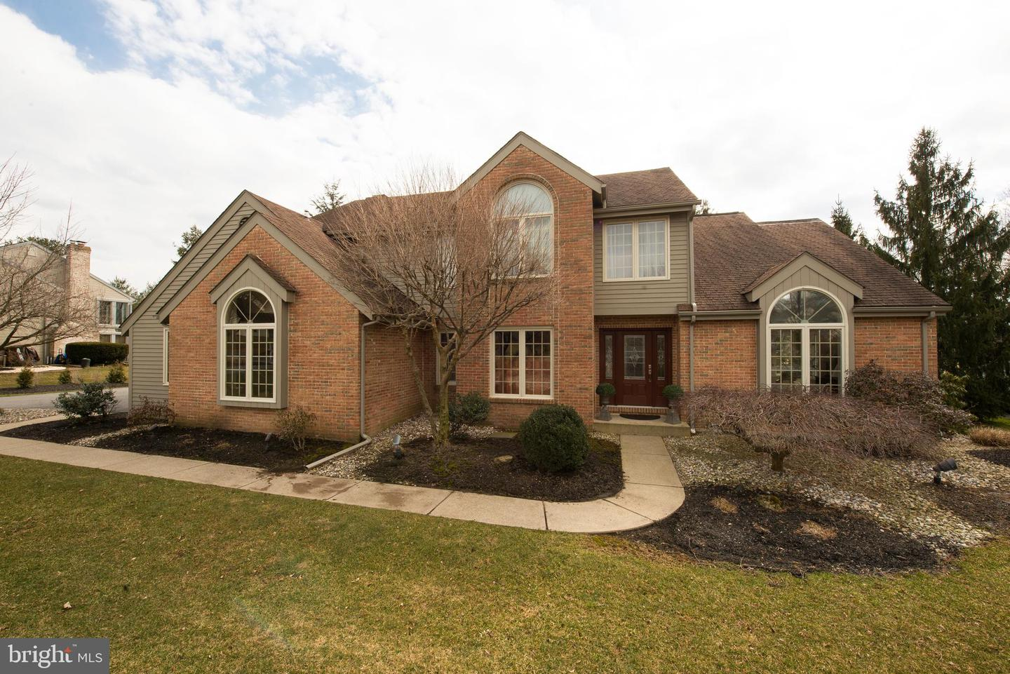 Photo of home for sale at 4810 Canterbury Drive, Emmaus PA