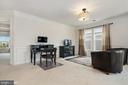 UPPER LEVEL FAMILY ROOM - 42518 STRATFORD LANDING DR, BRAMBLETON