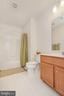 LOWER LEVEL FULL BATH - 42518 STRATFORD LANDING DR, BRAMBLETON