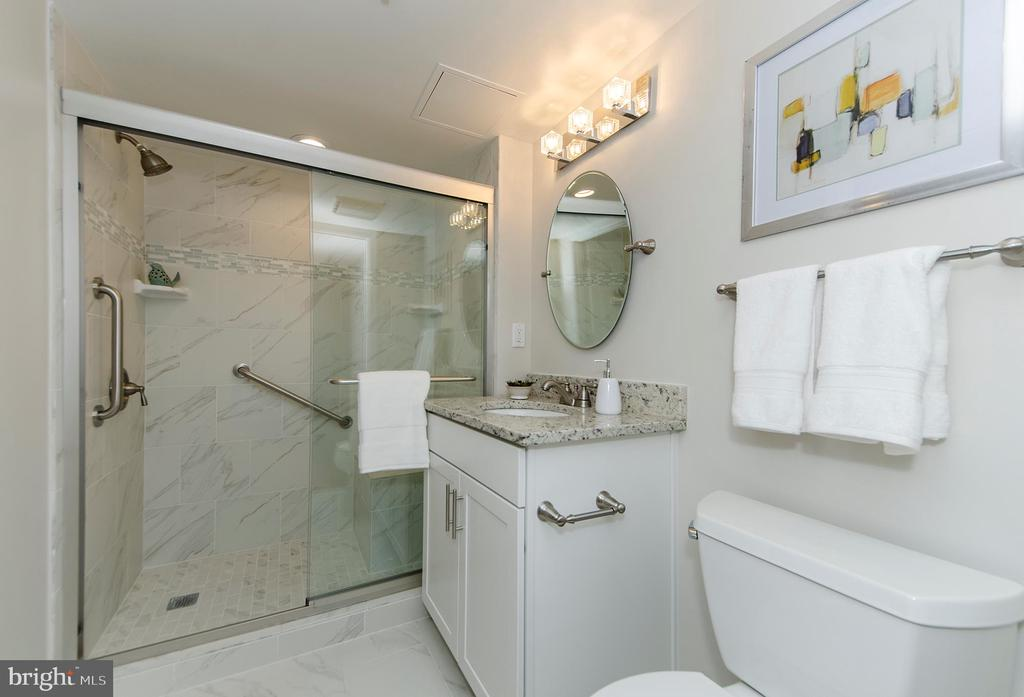 Spa like master bath - 900 N TAYLOR ST #1929 AND 1931, ARLINGTON