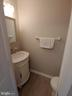 First floor powder room - 5916 MORNINGBIRD LN, COLUMBIA