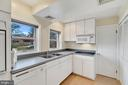 Guest house kitchen - 38052 SNICKERSVILLE TPKE, PURCELLVILLE