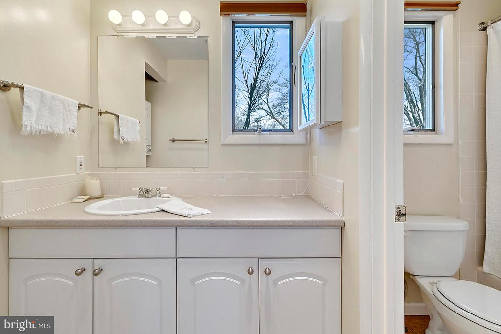 Guest house bath - 38052 SNICKERSVILLE TPKE, PURCELLVILLE