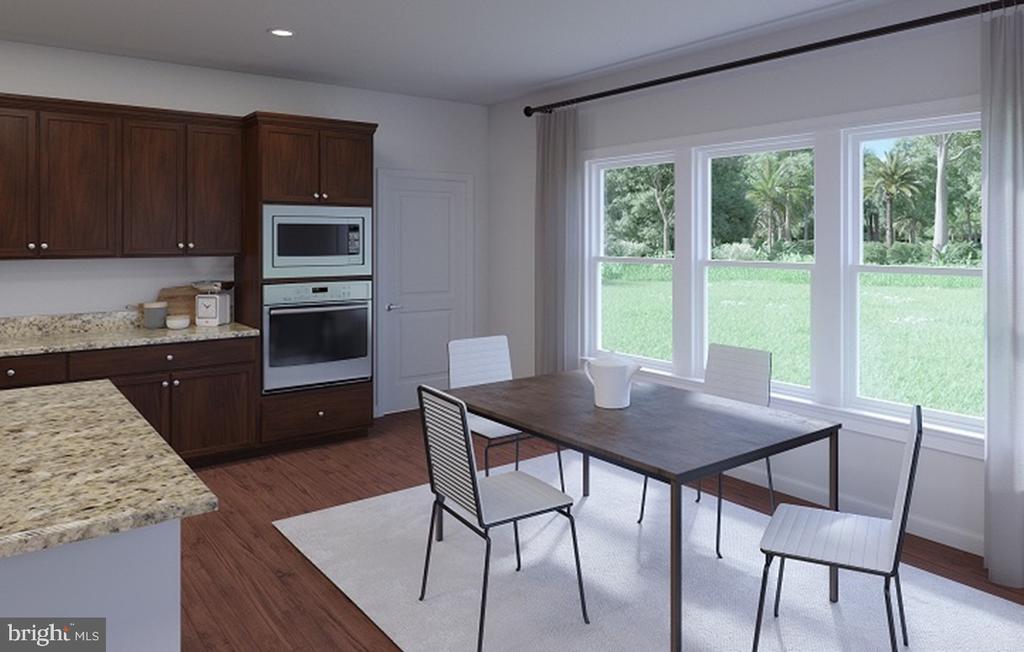 Kitchen - 124 PENNS CHARTER LN, STAFFORD
