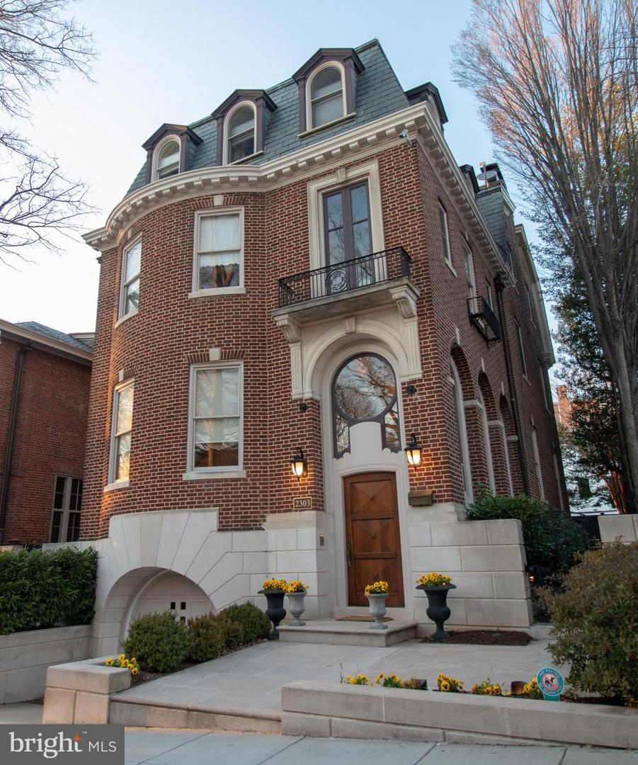Single Family for Sale at 2303 Bancroft Pl NW Washington, District Of Columbia 20008 United States