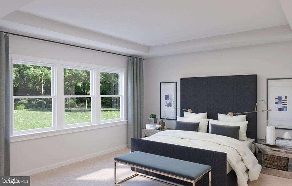 Master Bedroom - 126 PENNS CHARTER LN, STAFFORD