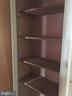 Main Level Closet Area by Powder Room - 419 EARL ST, ALEXANDRIA
