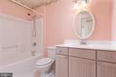 BR #3 Full Bathroom - 24080 CLIFF DR, WORTON
