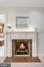 Master BR Fireplace - 24080 CLIFF DR, WORTON
