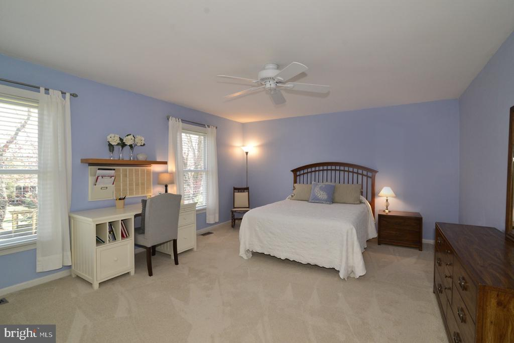 Bedroom #2 is Large like a Second Master - 13366 POINT RIDER LN, HERNDON
