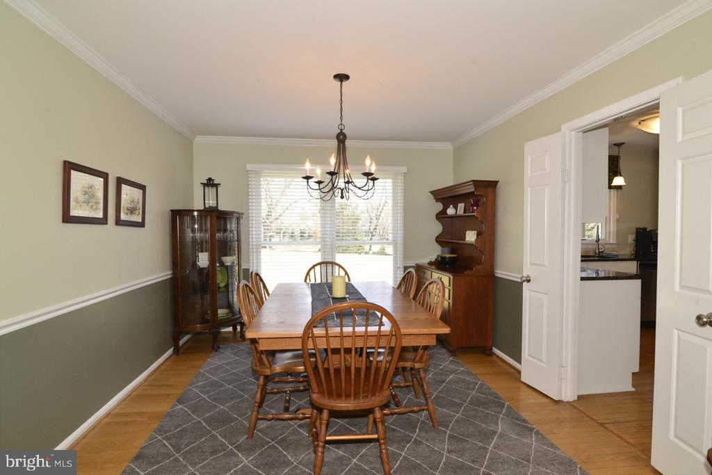 Dining Room - 13366 POINT RIDER LN, HERNDON