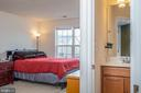 Bedroom w/private bath - 38 COACHMAN CIR, STAFFORD