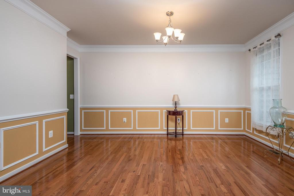 Formal Dining Room - 38 COACHMAN CIR, STAFFORD