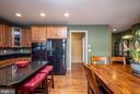 Open Kitchen - 38 COACHMAN CIR, STAFFORD