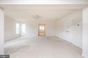 Huge Master Bedroom - 38 COACHMAN CIR, STAFFORD