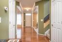 Foyer Entrance - 38 COACHMAN CIR, STAFFORD