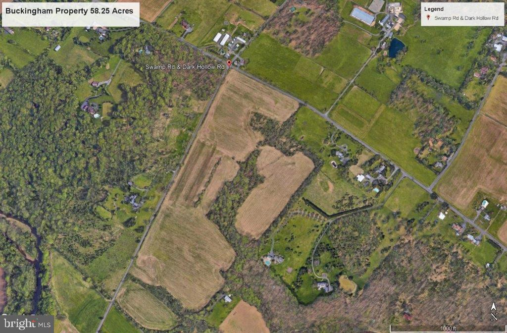 Land for Sale at Furlong, Pennsylvania 18925 United States