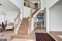 Foyer - 47202 REDBARK PL, STERLING