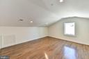 TOP LEVEL GUEST BEDROOM OR OFFICE - 4509 CHESTNUT ST, BETHESDA